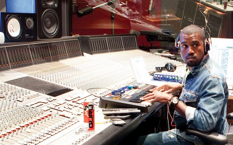 AKAI MPK49 Review - Kanye West using MPK49